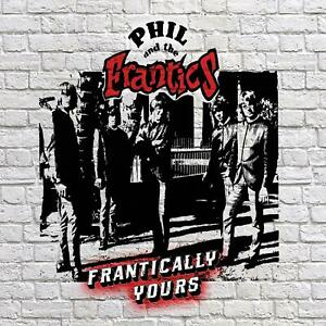 """Arizona New PHIL and THE FRANTICS """"Frantically Yours"""" CD 26 Tracks Super Booklet"""