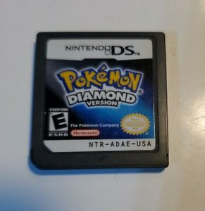 Pokemon Diamond - Nintendo DS Game Authentic Tested Cartridge Only
