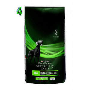 Purina Pro Plan Veterinary Diet Ha Hypoallergenic 11 kg Per Cani