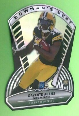 2014 Fire #145 Davante Adams NM-MT RC Rookie Packers