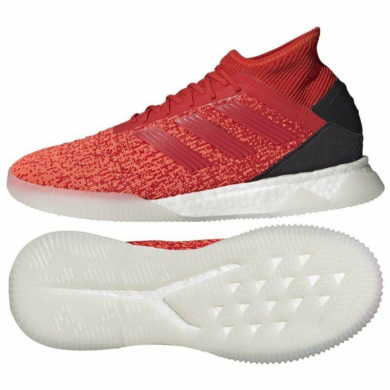 Adidas Protator 19.1 TR Schuhe D98057  Gr.44 2 3 UK10 rot NEU