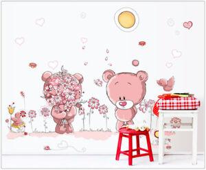 Wandtattoos Wandbilder Wandtattoo Madchen Blumen Pusteblume Kind Frau Kinderzimmer Liebe Schmetterling Mobel Wohnen Raizlatina Com Br