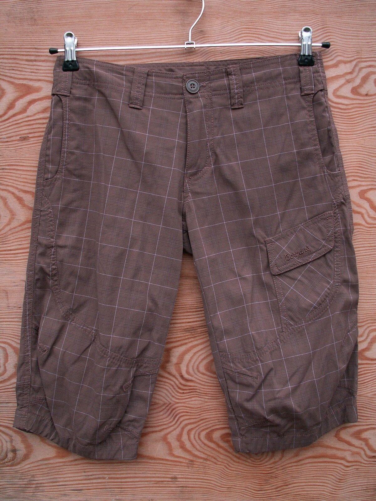 Bergans Utne Lady Pirate Pants für Damen, knielange Hose  | Schön In Der Farbe