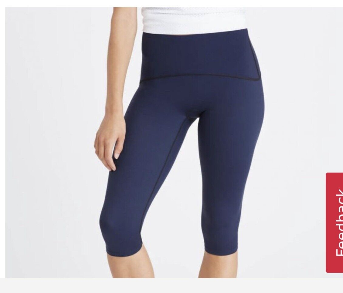 SPANX Booty Boost Active Leggings Size XL