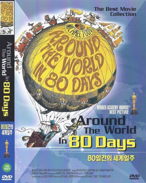 Around The World In 80 Days 1956 Full Movie