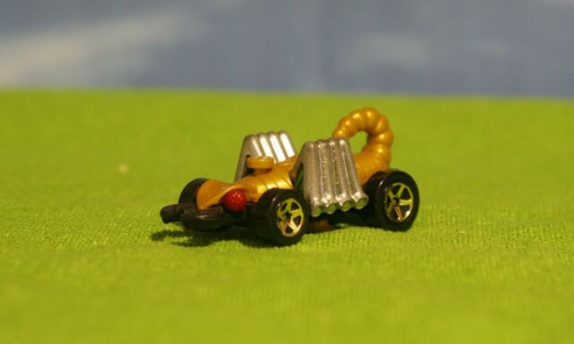 Details about HOT WHEELS - 1985 GOLD SCORPION CAR - *THAILAND* DIECAST TOY  MODEL
