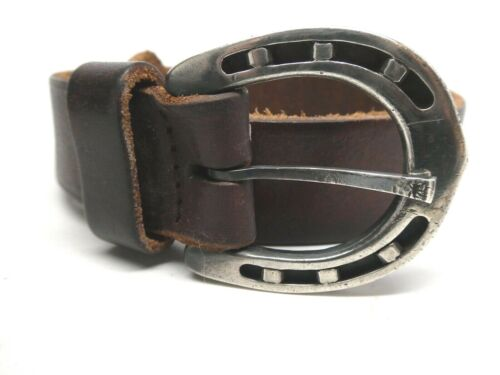 Louis Feraud Vintage Belt Equestrian buckle.