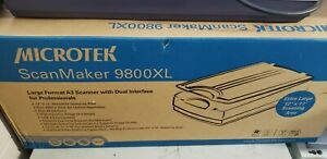 Microtek-ScanMaker-9700XL-Flatbed-Large-Format-Scanner-can-scan-up-to-12-x-17