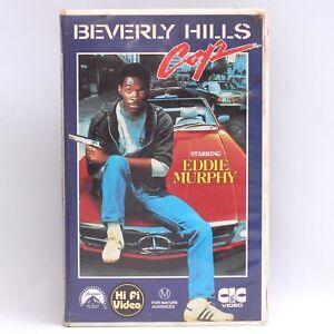 Beverly-Hills-Cop-Eddie-Murphy-VHS-Cassette-Tape-Hi-Fi