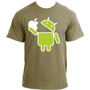 Android-Robot-Eats-Apple-Funny-Google-Droid-Parody-Humor-Geek-T-Shirt