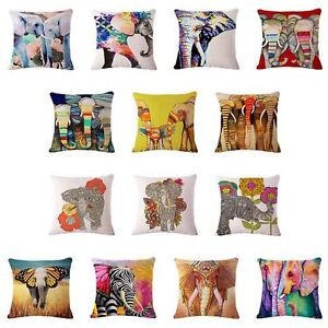 17-034-Square-Linen-Cotton-Throw-Pillow-Case-Cushion-Waist-Cover-Bed-Sofa-Home-Decor