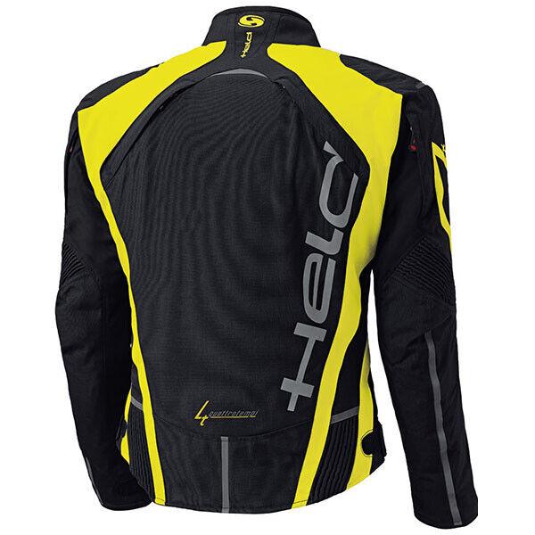 Held Carese 2 Carese II Black Gore-Tex Motorcycle Touring Jacket Free Shipping