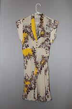 Paul & Joe Yellow Floral Sundress