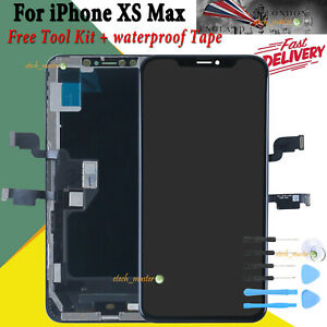 Display-LCD-Digitizer-For-Apple-iPhone-XS-MAX-Screen-Frame-Replacement-3D-Touch