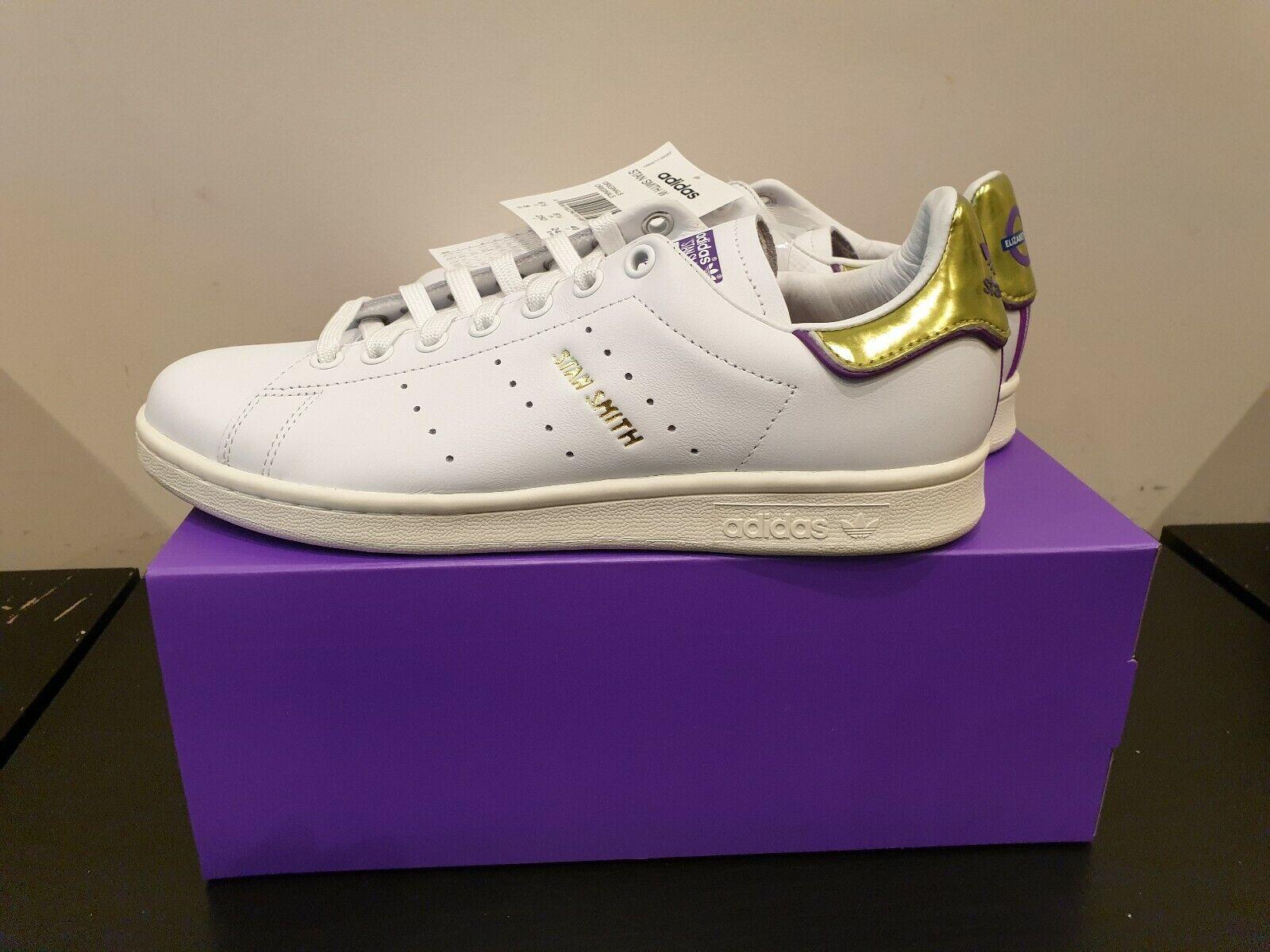 Originals X TFL Stan Smith shoes Elizabeth Line Limited Edition UK Size 6m5