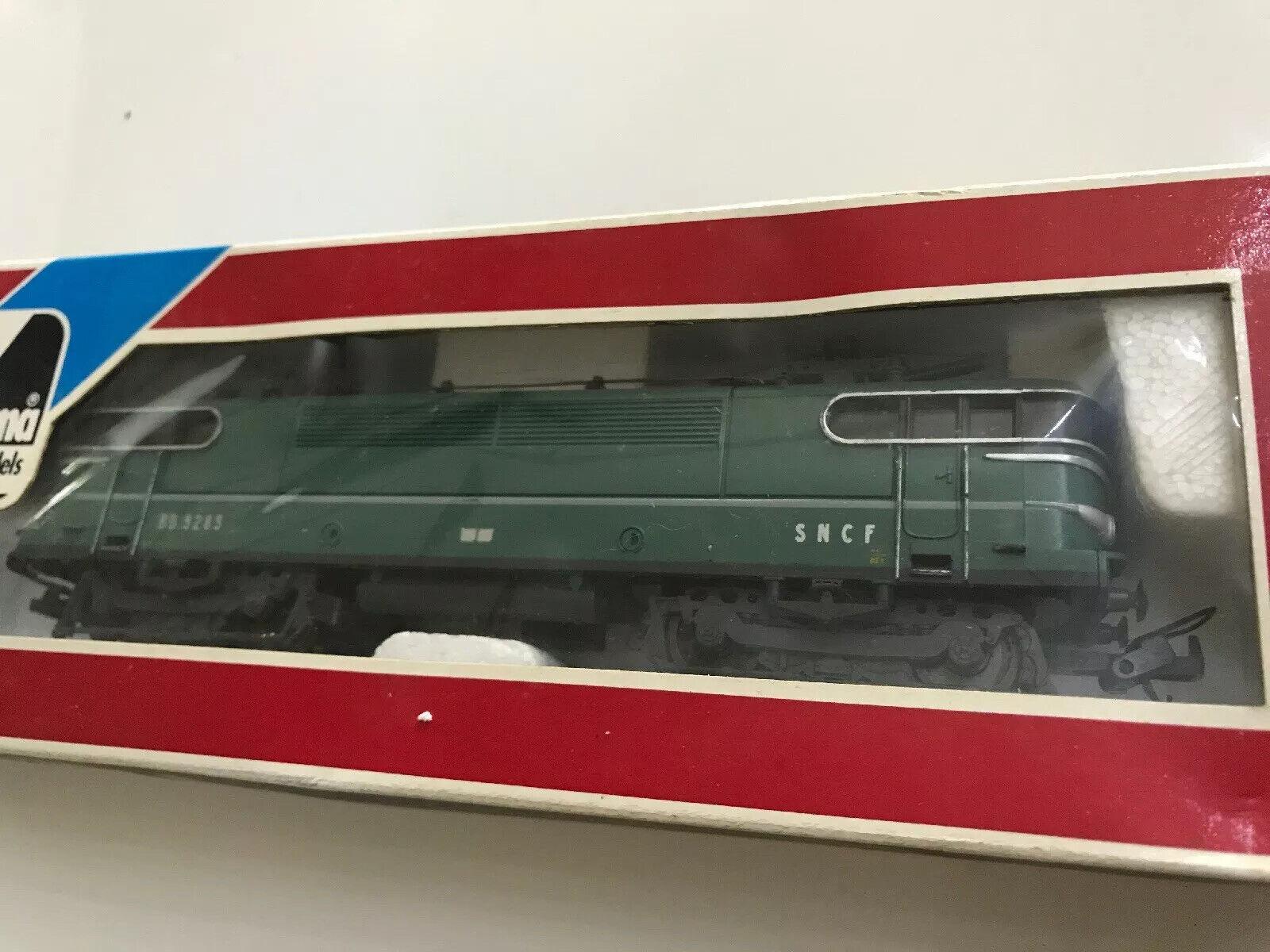 Locomotive Ho Lima 20 8166 LGP