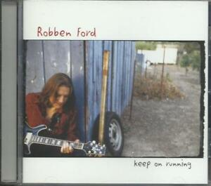 ROBBEN-FORD-Keep-on-running-2003-CD
