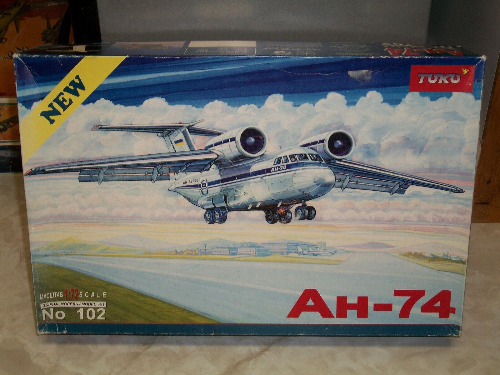 Toko 1 72 Scale Russian Antonov An-74