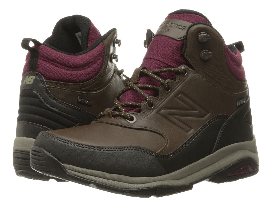 New Balance WW1400v1 Waterproof Hiking/Stability Boot ADA Approved--New in Box--