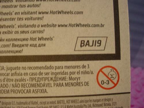 2020 i Hot Wheels /'18 COPO CAMARO SS #20 ☮ silver ☮ DREAM GARAGE ☮ case A//B