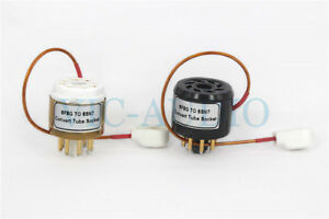 1PC-Convert-Tube-Socket-6F8G-6C8G-TubeTO-6SN7-6SL7-Tube-DIY-Adapter-Socket