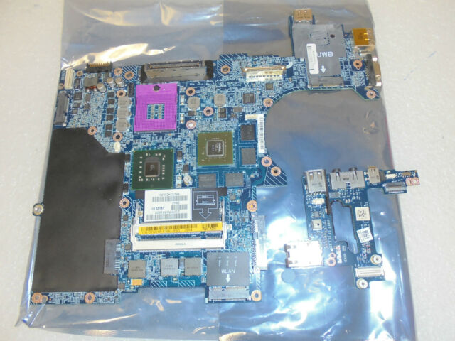 New Original Dell Precision M4400 Laptop motherboard YU618 0YU618