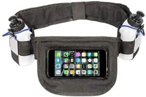 NEW-Hydration-running-belt-with-2-water-bottles-Running-water-belt-Touchscreen