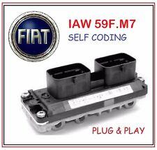 Fiat Punto 1.2 ECU IAW59F.M3//HW303 Plug /& Play auto codificación Virgen Unidad