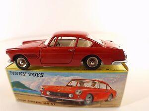 Dinky-Toys-F-n-515-Ferrari-250-GT-Coupe-2-2-en-boite