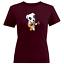 Juniors-Girl-Women-Tee-T-Shirt-Animal-Crossing-K-K-Slider-Guitar-Musician-Dog thumbnail 4