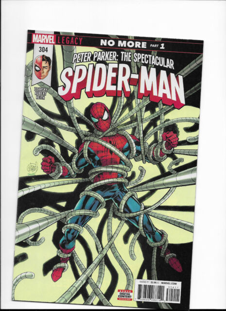 Peter Parker Spectacular Spider-man 310 Eisner Winner 1st Print Marvel Comic