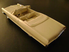 FREE SHIPPING! MPC 1966 PONTIAC MISSION BEIGE Bonneville Convertible Promo Model