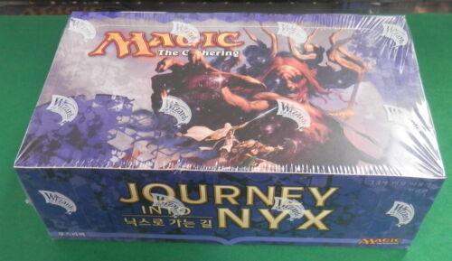 Magic the Gathering Journey into Nyx Booster Box Korean Language