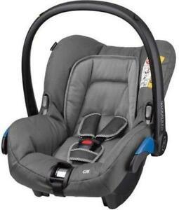 Maxi-Cosi-Auto-Baby-Schale-Citi-Concrete-grey-B-Ware-Vorfuehrer