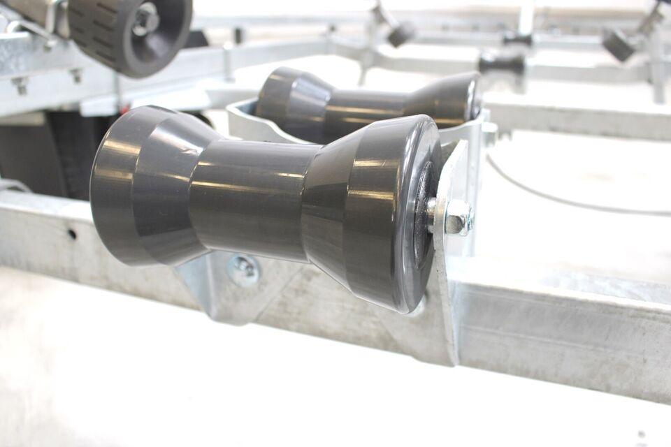 Trailer Brenderup 221800B SRX - Seperate lygter, lastevne