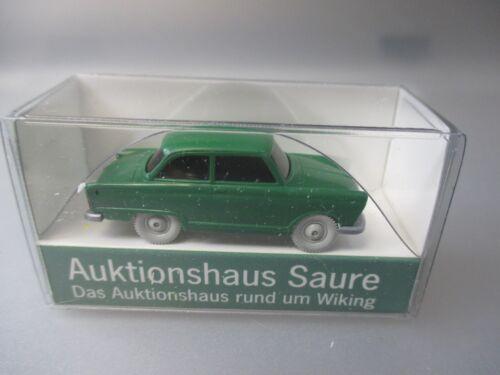 Schub72 Wiking:DKW Junior Werbemodell Auktionshaus Saure 75 Auktion