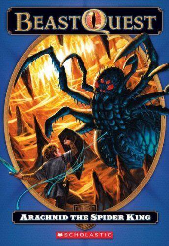 b008kuuc5u arachnid the spider king beast quest no 11