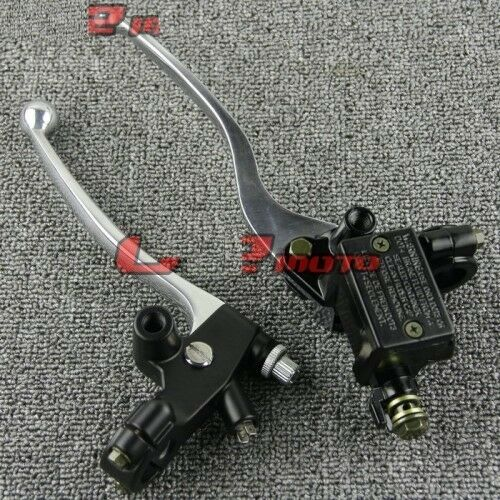 Brake Master Cylinder Clutch Lever for Honda VT250 Spada MC20 VTR250 MC33 88-07