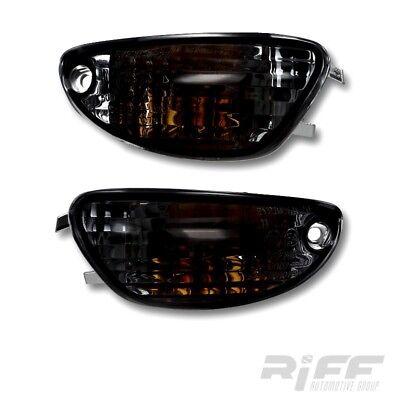 Blinker Gläser Suzuki GSR750 L1 L2 L3 L4 L5 L6 schwarz getönt smoked signals