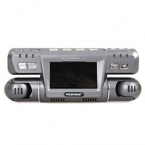 black box hd front 1080p 720p rear dual rorate lens car dash cam gps camera dvr ebay. Black Bedroom Furniture Sets. Home Design Ideas