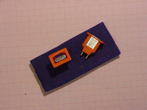 Simprop 35 Mhz FM Quarze im Orangenen Kleid  NEU Top