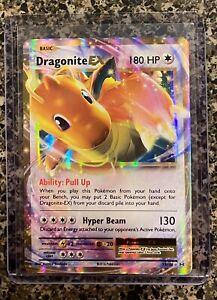 Dragonite Ex XY EVOLUTIONS 72//108 Near Mint Pokemon
