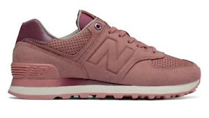 c80d058530363 Image is loading NEW-BALANCE-WOMEN-WL574GRY-574-CLASSICS-DUSTED-PEACH-