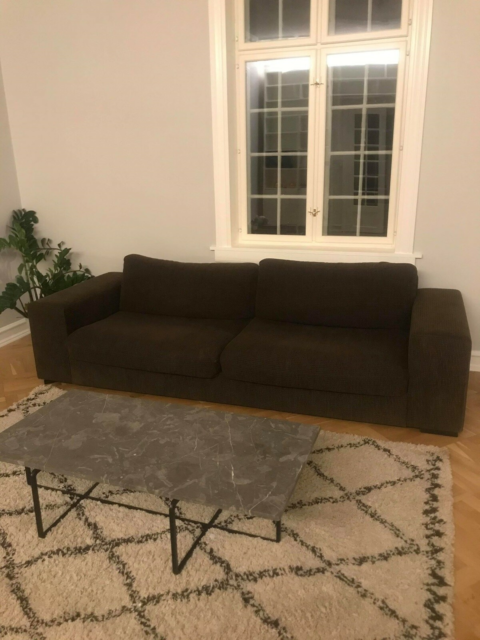 Sofa, andet materiale, 3 pers., Lounge sofa sælges…
