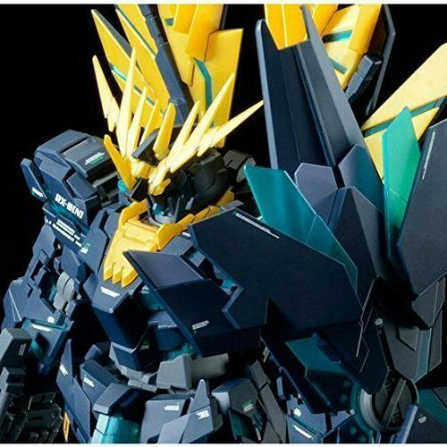 Nuovo Beai Mg1 100 Rx-0 Unicorno Gundam02 Bahshee  Norn Finale Battaglia  forma unica