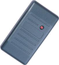 Mini 125KHz Wiegand26 Weatherproof RFID EM Reader For Door Access Control System