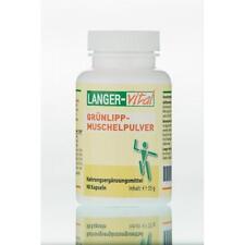 GRÜNLIPPMUSCHEL Pulver 1050 mg/Tg Kapseln 90 St