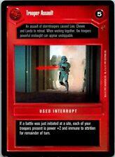 Star Wars CCG Cloud City Card Lift Tube Escape