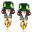 Fashion-Charm-Women-Jewelry-Rhinestone-Crystal-Resin-Ear-Stud-Eardrop-Earring thumbnail 37
