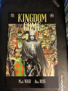 GN-TPB-Kingdom-Come-1-1996-nm-9-6-Mark-Waid-Alex-Ross-1st-app-Magog